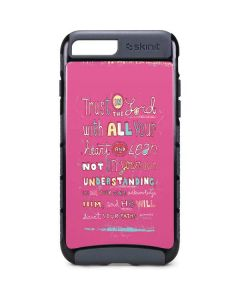 Trust in the Lord Pink iPhone 8 Plus Cargo Case