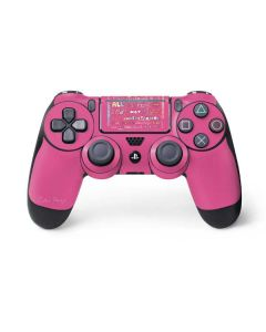 Trust in the Lord Pink PS4 Pro/Slim Controller Skin