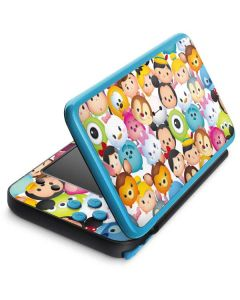 Tsum Tsum Animated 2DS XL (2017) Skin
