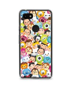 Tsum Tsum Animated Google Pixel 3a Clear Case