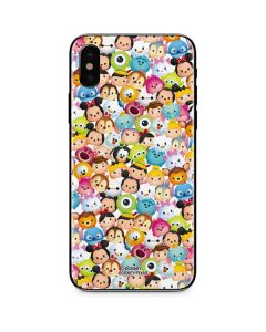 Tsum Tsum Animated iPhone X Skin