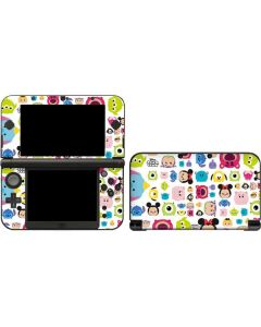 Tsum Tsum Disney Characters 3DS XL 2015 Skin