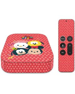 Tsum Tsum Disney Friends Apple TV Skin