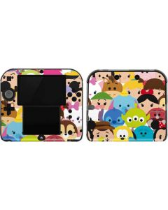 Tsum Tsum Up Close 2DS Skin