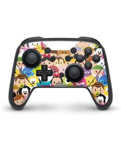 Tsum Tsum Up Close Nintendo Switch Pro Controller Skin