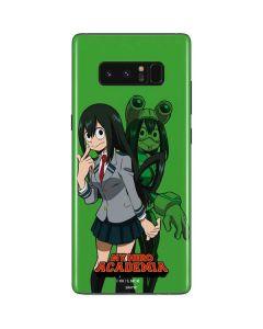 Tsuyu Frog Girl Galaxy Note 8 Skin