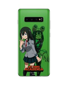 Tsuyu Frog Girl Galaxy S10 Plus Skin