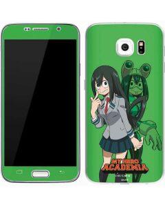 Tsuyu Frog Girl Galaxy S7 Skin