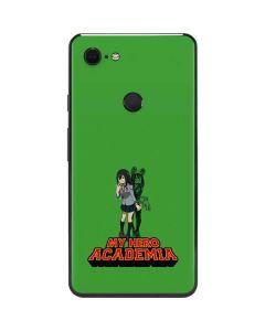 Tsuyu Frog Girl Google Pixel 3 XL Skin