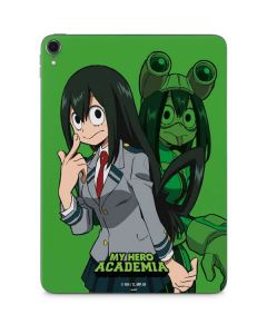 Tsuyu Frog Girl Apple iPad Pro Skin
