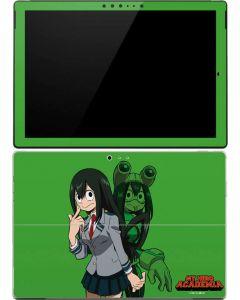 Tsuyu Frog Girl Surface Pro 4 Skin