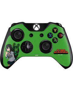 Tsuyu Frog Girl Xbox One Controller Skin