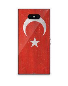 Turkish Flag Distressed Razer Phone 2 Skin