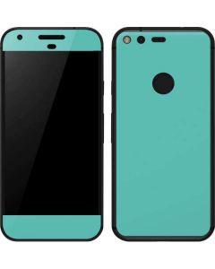Turquoise Google Pixel Skin