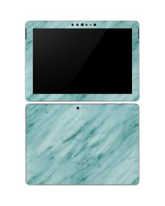 Turquoise Marble Surface Go Skin