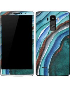 Turquoise Watercolor Geode G Stylo Skin