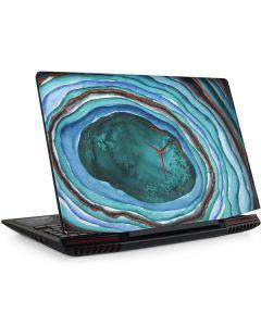 Turquoise Watercolor Geode Legion Y720 Skin