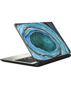 Turquoise Watercolor Geode Satellite L50-B / S50-B Skin