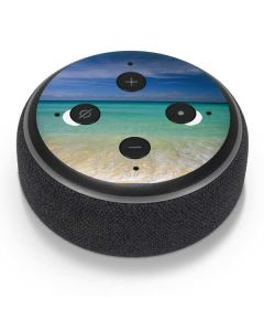 Turquoise Waters Amazon Echo Dot Skin