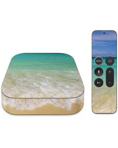 Turquoise Waters Apple TV Skin