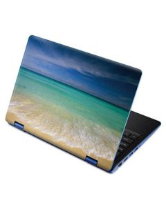 Turquoise Waters Aspire R11 11.6in Skin