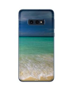 Turquoise Waters Galaxy S10e Skin
