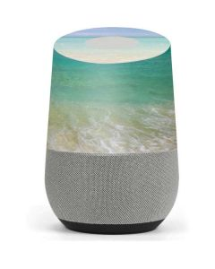 Turquoise Waters Google Home Skin