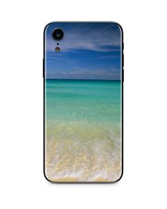 Turquoise Waters iPhone XR Skin