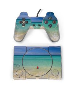 Turquoise Waters PlayStation Classic Bundle Skin