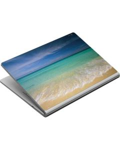 Turquoise Waters Surface Book Skin