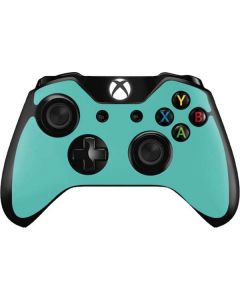 Turquoise Xbox One Controller Skin
