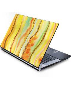 Tuscan Sun Watercolor Geode Generic Laptop Skin