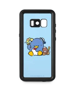 Tuxedosam and Friend with Ice Cream Galaxy S8 Plus Waterproof Case