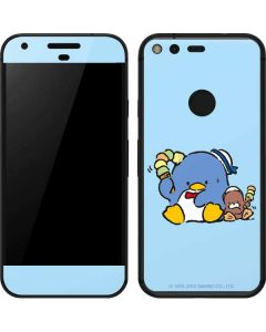 Tuxedosam and Friend with Ice Cream Google Pixel Skin