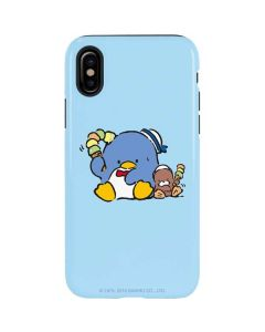 Tuxedosam and Friend with Ice Cream iPhone XS Max Pro Case