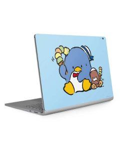 Tuxedosam and Friend with Ice Cream Surface Book 2 13.5in Skin