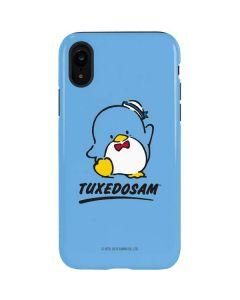Tuxedosam Waves Hello iPhone XR Pro Case