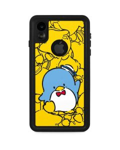 Tuxedosam Yellow Cluster iPhone XR Waterproof Case