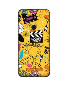 Tweety and Sylvester Patches Google Pixel 3a Skin