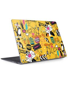 Tweety and Sylvester Patches Surface Laptop 2 Skin
