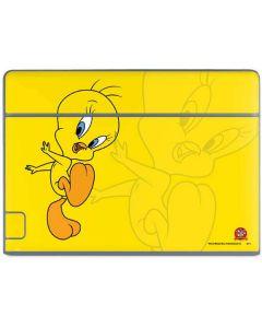 Tweety Bird Double Galaxy Book Keyboard Folio 10.6in Skin