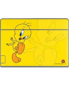 Tweety Bird Double Galaxy Book Keyboard Folio 12in Skin