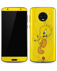 Tweety Bird Double Moto G6 Skin