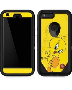 Tweety Bird Double Otterbox Defender Pixel Skin