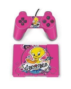 Tweety Bird Dreamer PlayStation Classic Bundle Skin