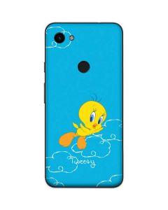 Tweety Bird Flying Google Pixel 3a Skin