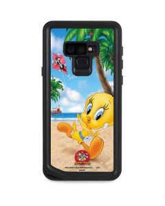 Tweety Bird Ipod Galaxy Note 9 Waterproof Case