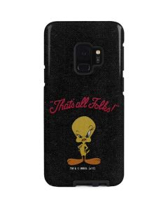 Tweety Bird Thats All Folks Galaxy S9 Pro Case