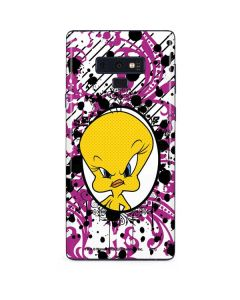 Tweety Bird with Attitude Galaxy Note 9 Skin