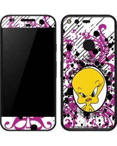 Tweety Bird with Attitude Google Pixel Skin